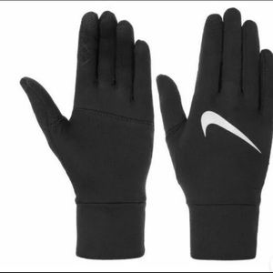 Mens Nike Dry Element Dri Fit Running Gloves Large